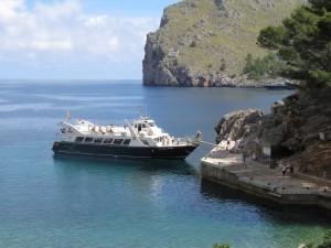 Кораблик-Soller Sa Calobra - Майорка