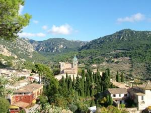 Картезианский монастырь Вальдемоссы