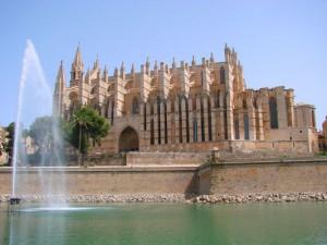 Обзорная по Пальме-Кафедральный собор Пальмы