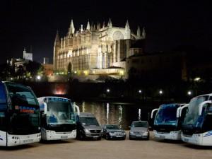 Автобусы-Кафедральный собор-Пальма