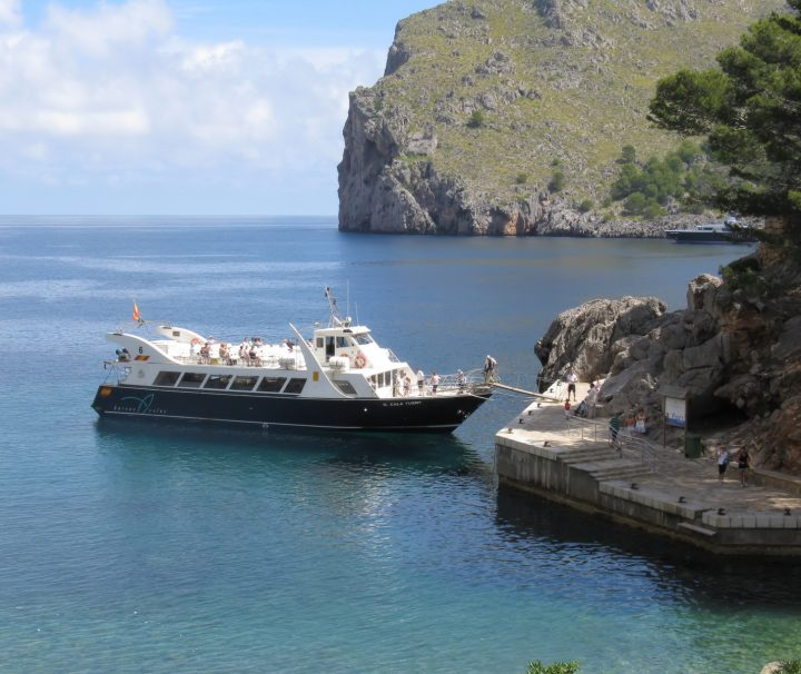 Mallorca island tour, train, tram and boat