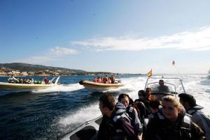 Экскурсия-Майорка speed boats