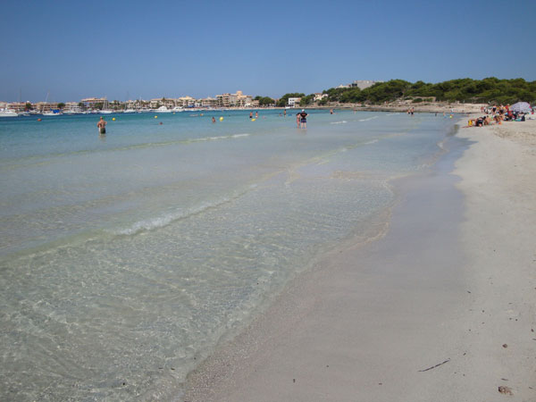 Playa-Es-dolc-Mallorca playas