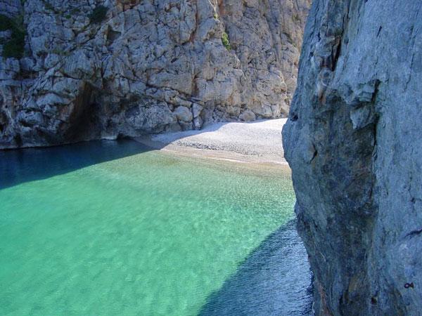 Sa-Calobra-playa de Mallorca