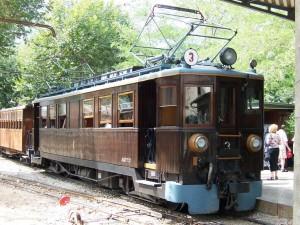 Soller поезд - Майорка