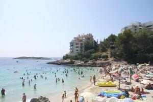 Пляж Illetas