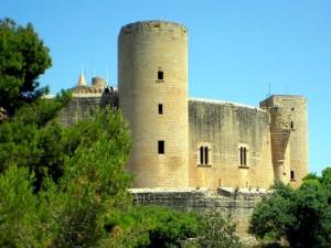 Excursiones en Mallorca, Castillo de Bellver