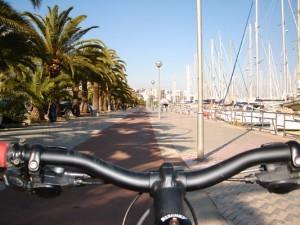 Visitar Palma de Mallorca en bicicleta
