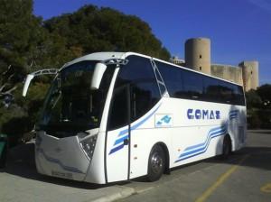 Автобусы в Замок Бельвер